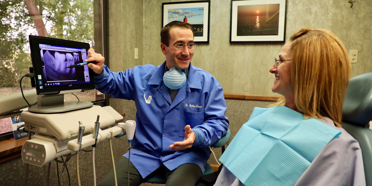 Contact Lindemann Root Canal Specialists in Flint & Grand Blanc, MI