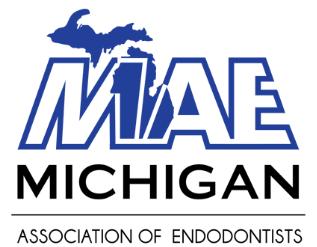Michigan Association Of Endodontists Logo