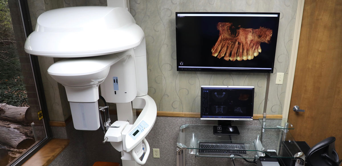 Lindemann Root Canal Specialists Technology